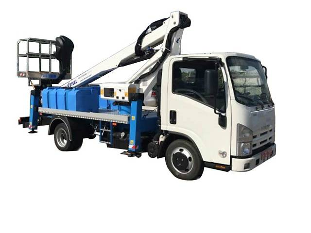 Isuzu NMR 85 MT (124 л.с.) 4x2