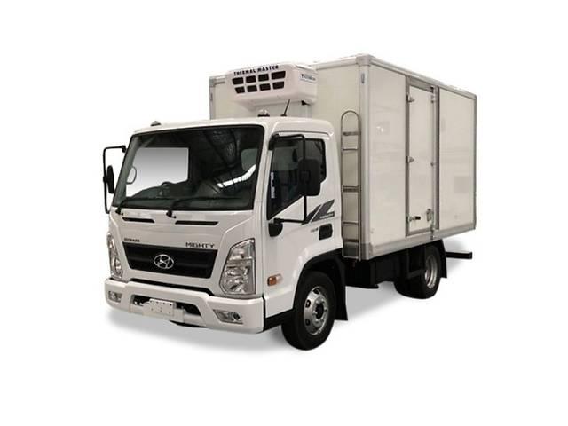 Hyundai EX8 Рефрижератор MT (170 л.с.) 4х2