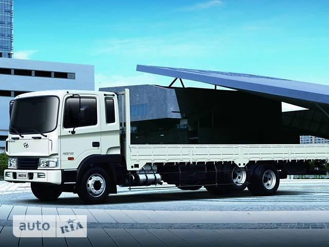 Hyundai HD 210 MT (225 л.с.) 6х2