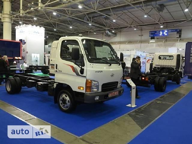 Hyundai HD 35 MT (136 л.с.) 4х2