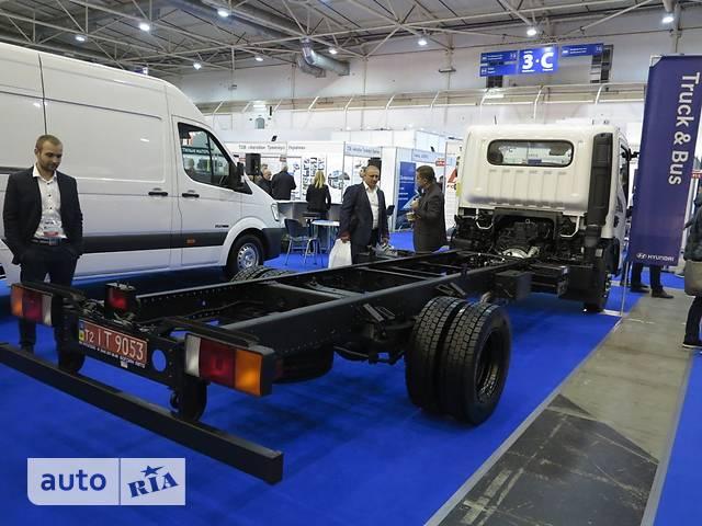 Hyundai HD 35 L City MT (136 л.с.) 4х2