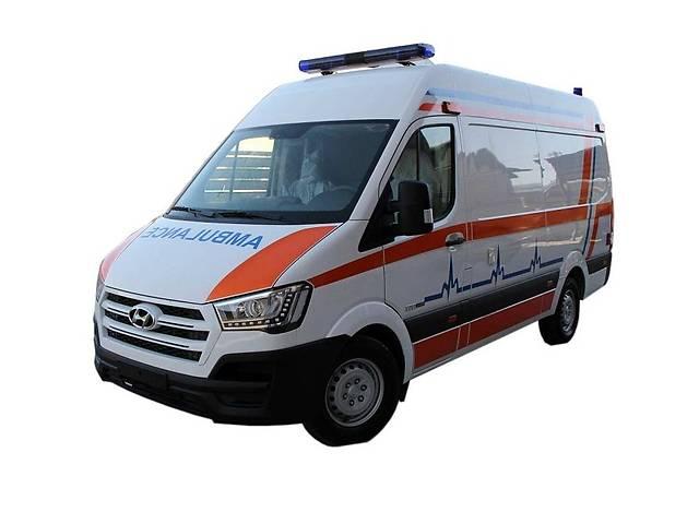 Hyundai H 350 груз. Скорая помощь 2.5D MT (170 л.с.)