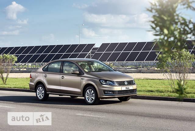 Volkswagen Polo New 1.4 TSI MT (125 л.с.) Comfortline