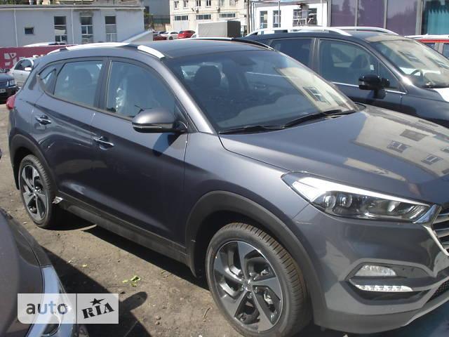 Hyundai Tucson 1.6T-GDI АТ (178 л.с.) 4WD Top