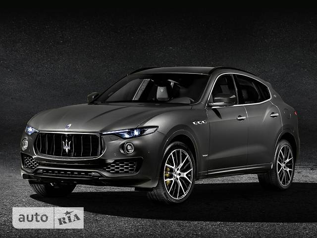 Maserati Levante 3.0 АТ (350 л.с.) GranSport