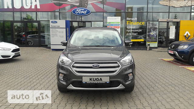 Ford Kuga New 2.0D MT (150 л.с.) 2WD Trend