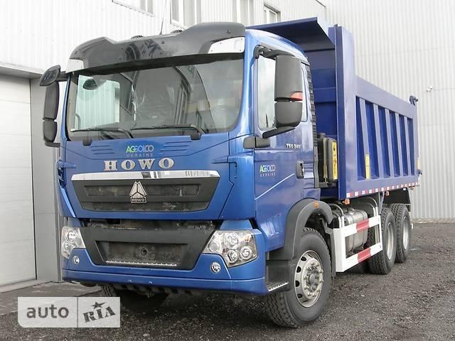 Howo T5G MT (337 л.с.) 6х4