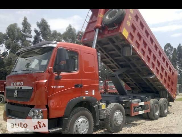 Howo T7H MT (400 л.с.) 8х4