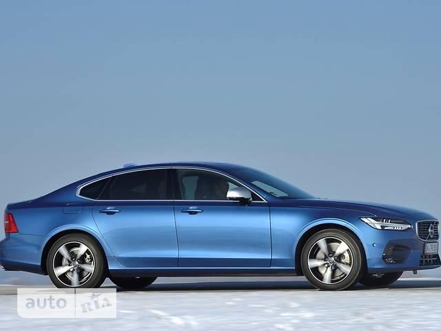 Volvo S90 D5 2.0D АТ (235 л.с.) AWD R-Design