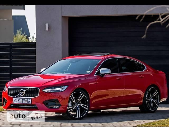 Volvo S90 D5 2.0D АТ (235 л.с.) AWD R-Design (Prestige)