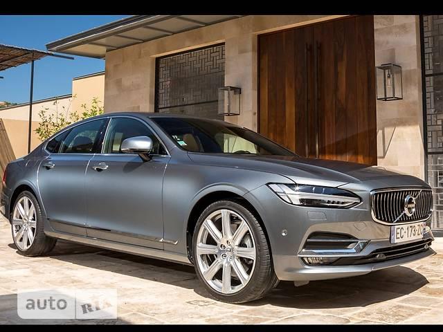 Volvo S90 T5 2.0 АТ (254 л.с.) Momentum