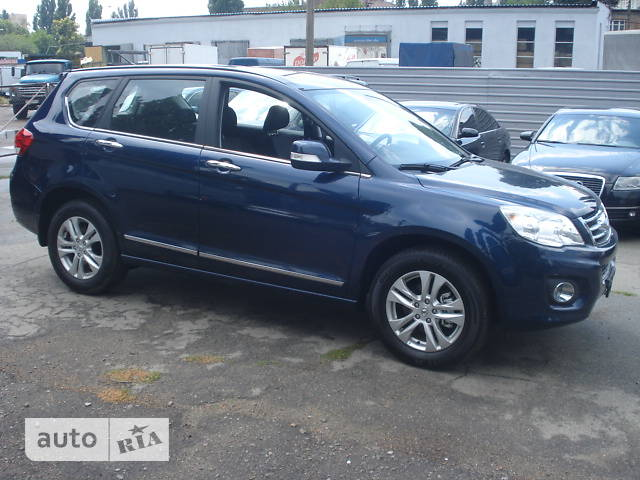 Great Wall Haval H6 2.4 AT (163 л.с.) 4x2 City