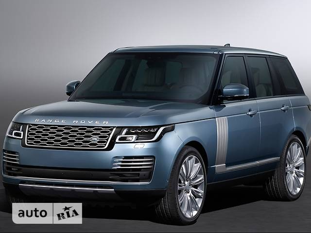 Land Rover Range Rover 5.0 S/C АТ (525 л.с.) AWD LWB Autobiography