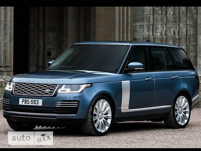 Land Rover Range Rover 3.0D АТ (258 л.с.) AWD HSE