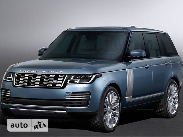 Land Rover Range Rover 3.0 S/C АТ (340 л.с.) AWD HSE