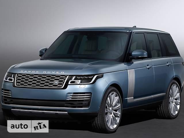 Land Rover Range Rover 3.0D АТ (258 л.с.) AWD Vogue