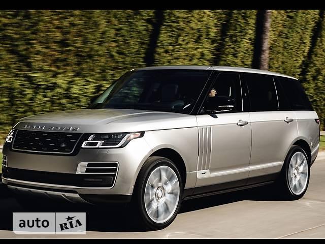 Land Rover Range Rover 4.4D АТ (339 л.с.) AWD LWB SV Autobiography