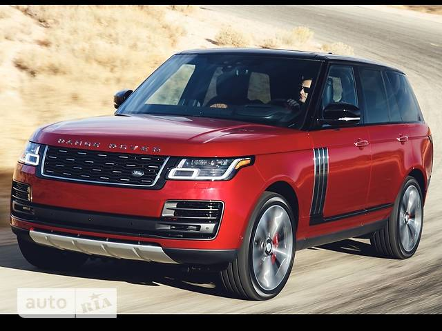 Land Rover Range Rover 4.4D АТ (339 л.с.) AWD LWB SVAutobiography Dynamic