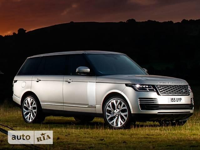 Land Rover Range Rover 2.0 P400e АТ (404 л.с.) Hybrid AWD Autobiography