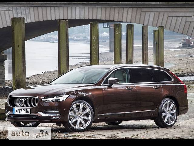 Volvo V90 D4 2.0D MТ (190 л.с.) Inscription