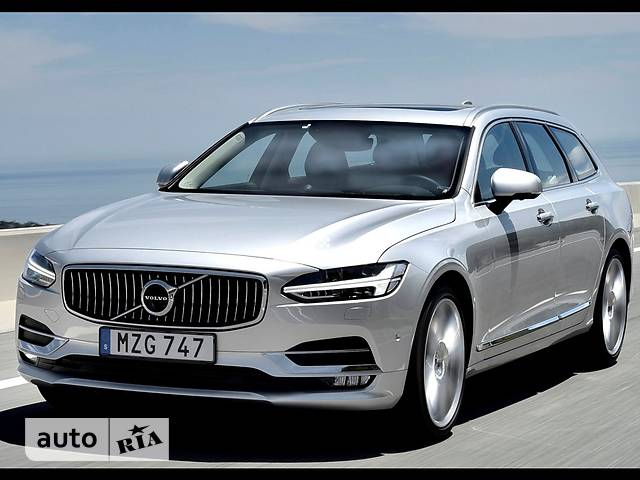 Volvo V90 D4 2.0D АТ (190 л.с.) VED4 Inscription