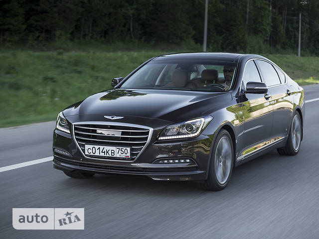Hyundai Genesis 2.0T AТ (213 л.с.)