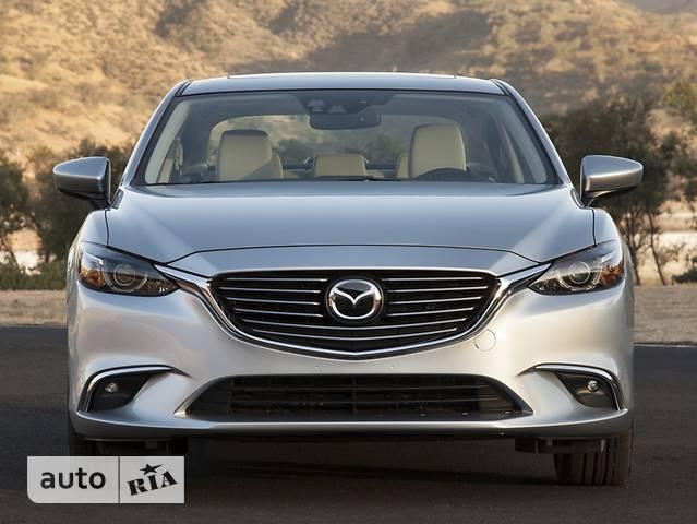 Mazda 6 2.5 АT (192 л.с.) Premium SR EAJ/EAK