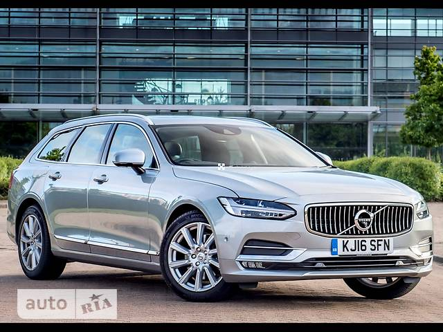 Volvo V90 D5 2.0D АТ (231 л.с.) AWD Inscription