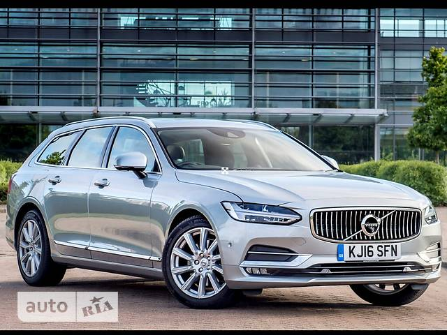 Volvo V90 D4 2.0D АТ (190 л.с.) AWD VED4 Summum