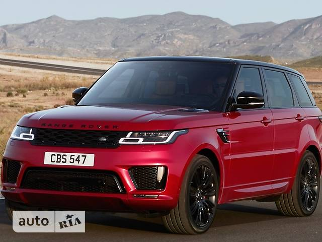 Land Rover Range Rover Sport 3.0 SD4 AT (306 л.с.) AWD HSE