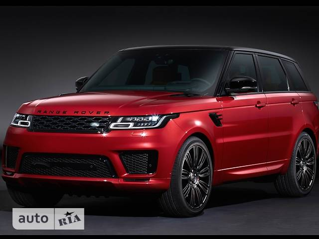 Land Rover Range Rover Sport 2.0 SD4 AT (240 л.с.) AWD SE
