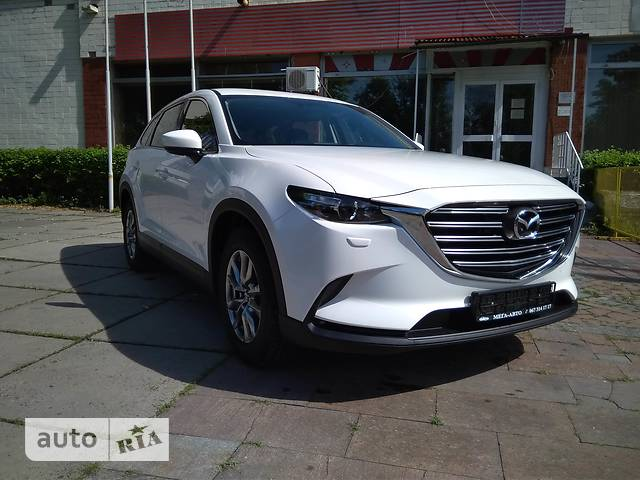 Mazda CX-9 New 2.5 АТ (231 л.с.) Touring