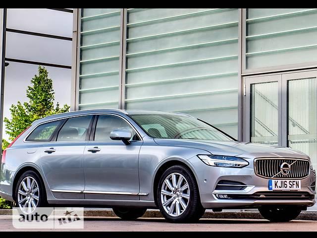 Volvo V90 D5 2.0D АТ (231 л.с.) AWD Momentum