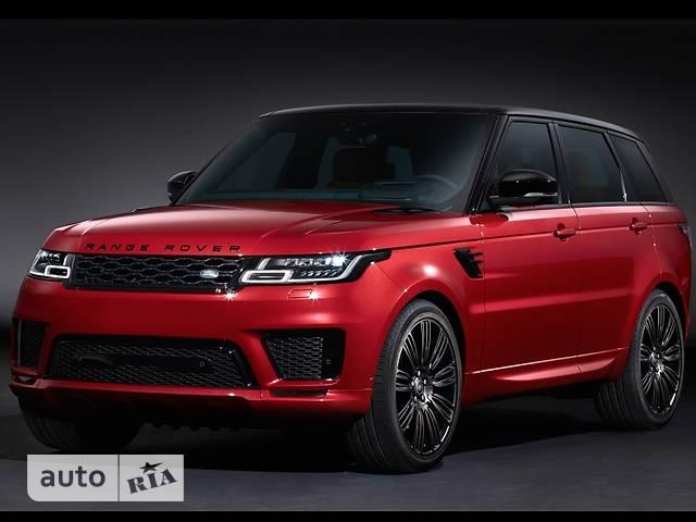 Land Rover Range Rover Sport 4.4D SDV8 AT (339 л.с.) Autobiography Dynamic