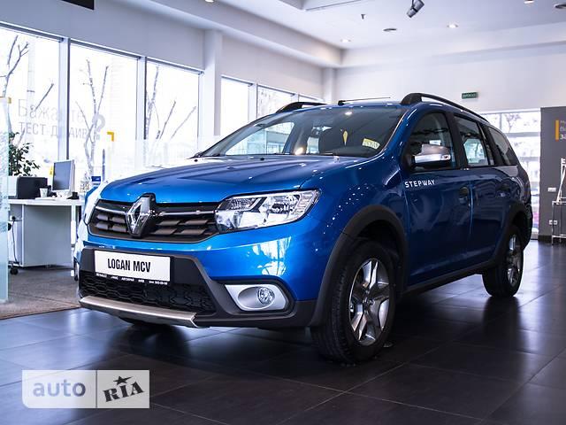 Renault Logan 0.9 AT (90 л.с.) StepWay Zen