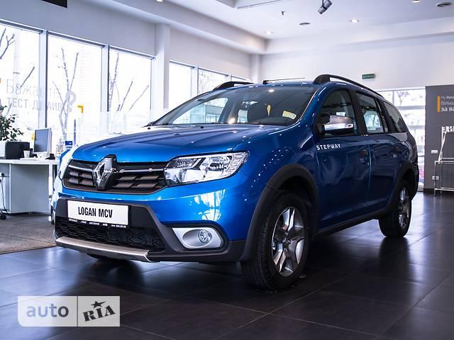 Renault Logan 0.9 MT (90 л.с.) StepWay Techroad