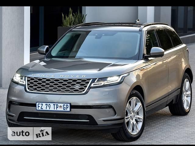 Land Rover Range Rover Velar 3.0 AT (380 л.с.) AWD Base
