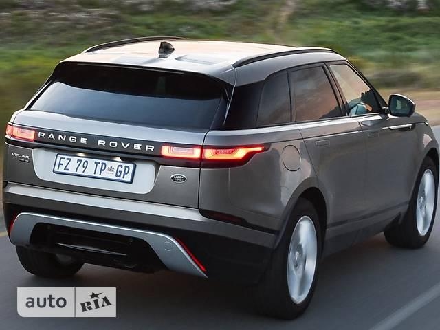 Land Rover Range Rover Velar 2.0D AT (180 л.с.) AWD R-Dynamic Base