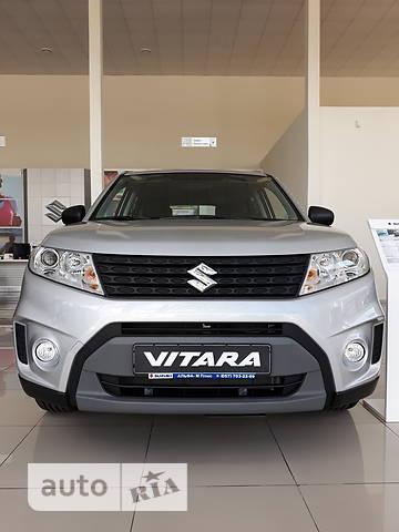 Suzuki Vitara 1.6 АT (117 л.с.) GL