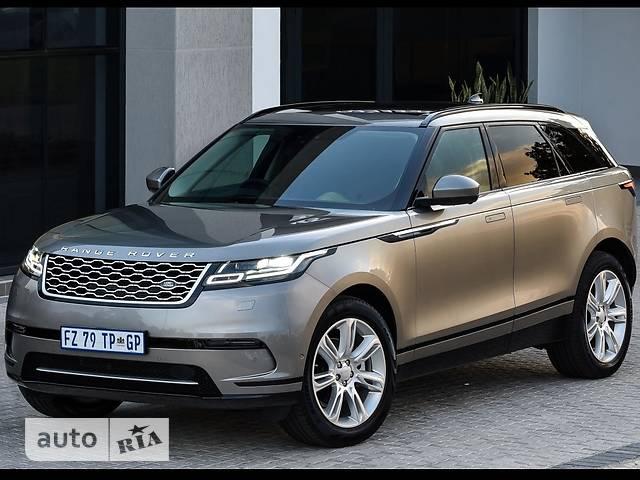 Land Rover Range Rover Velar 2.0D AT (240 л.с.) AWD Base