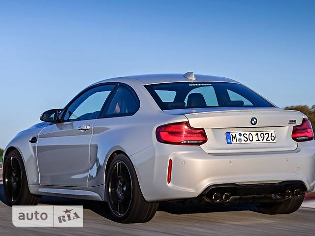 BMW M2 Competition 3.0 DCT (410 л.с.) base