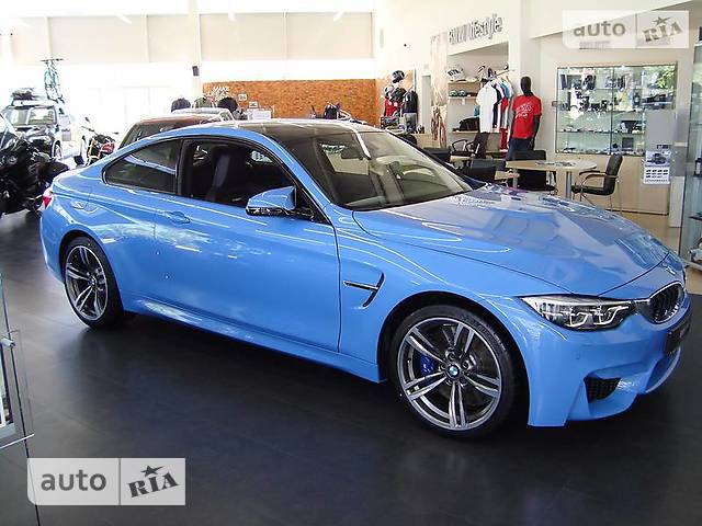 BMW M4 3.0 AТ (431 л.с.)
