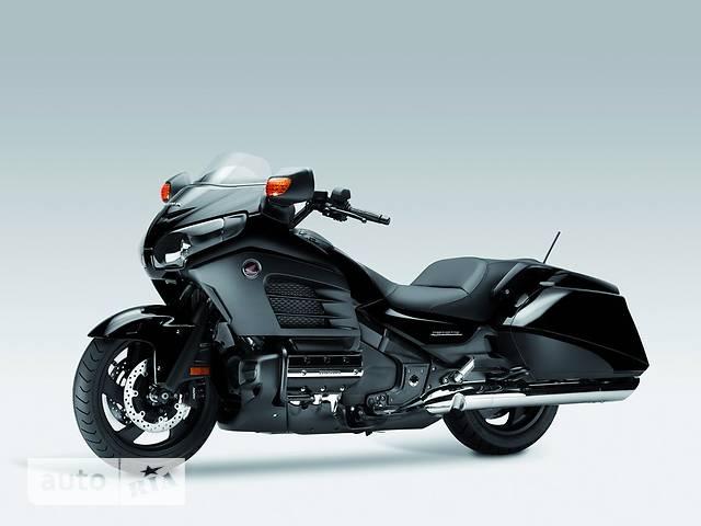 Honda GL 1800 BH Bagger