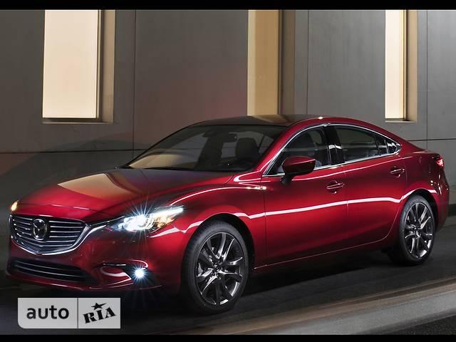 Mazda 6 2.5 АT (192 л.с.) Style EAD