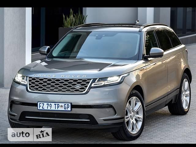 Land Rover Range Rover Velar 2.0D AT (180 л.с.) AWD SE