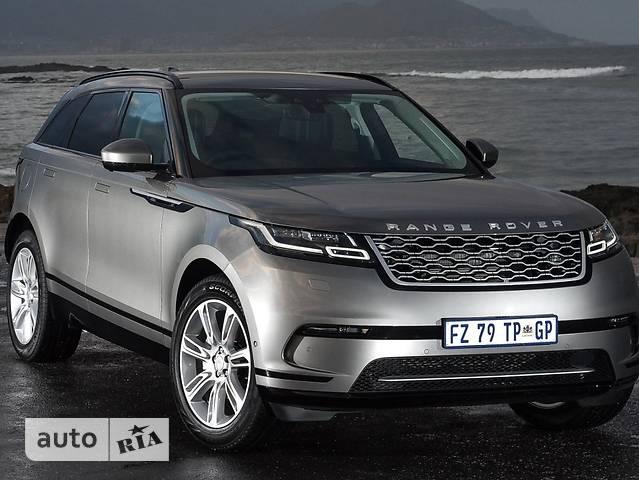 Land Rover Range Rover Velar 3.0 AT (380 л.с.) AWD R-Dynamic HSE