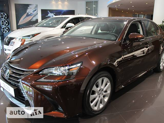 Lexus GS  200t AT (245 л.с.) Business+