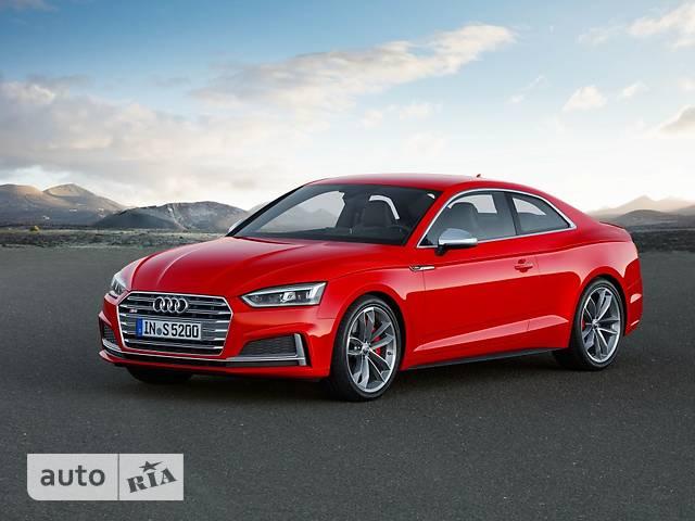 Audi S5 3.0 TFSI Tip-tronic (354 л.с.) Quattro