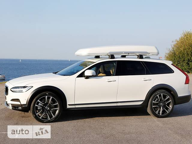 Volvo V90 Cross Country D4 2.0D АТ (190 л.с.) AWD Inscription