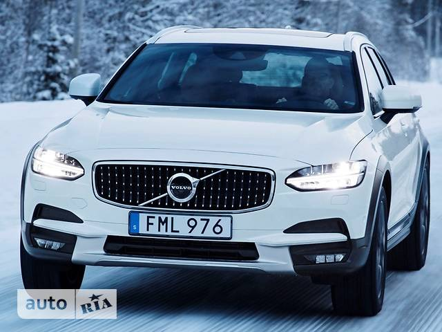 Volvo V90 Cross Country T6 2.0 АТ (320 л.с.) AWD VEP4 Summum